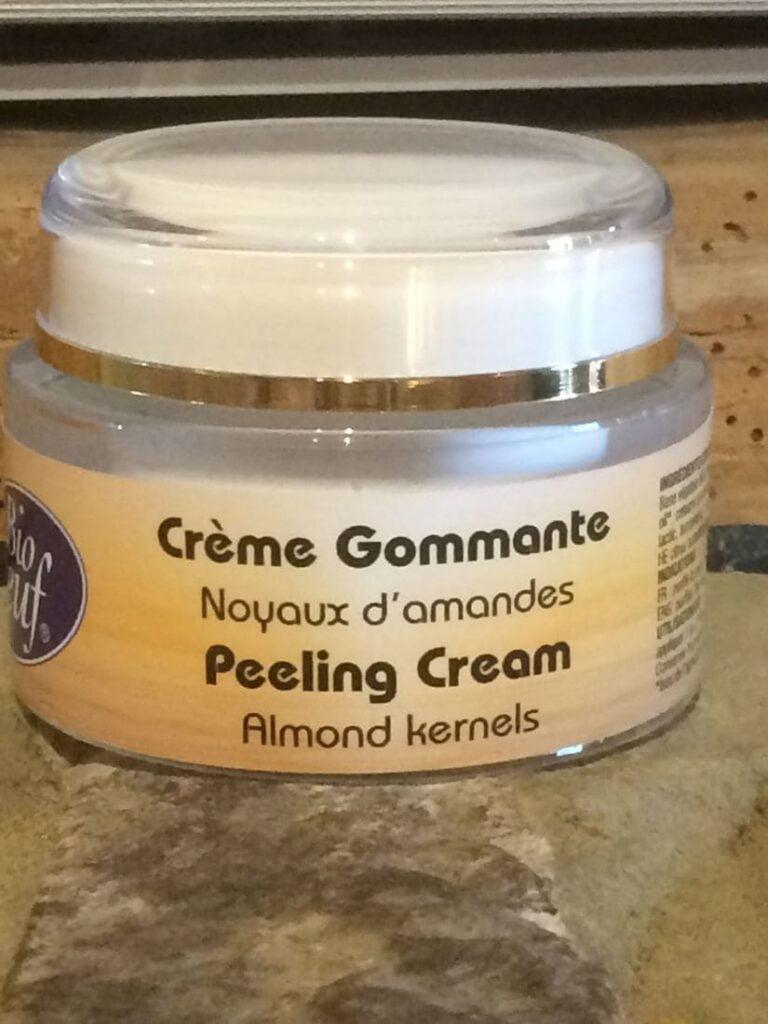 Bioneuf crème gommante